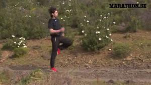 Löpskolning och löpstyrka